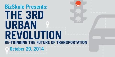 BizSkule Presents: The 3rd Urban Revolution – banner