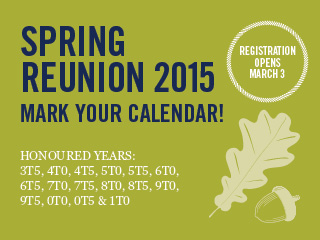 Spring Reunion banner