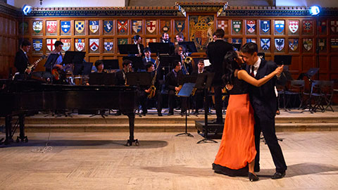 Moment: The Valentine's Ball @ The Great Hall at Hart House | Toronto | Ontario | Canada