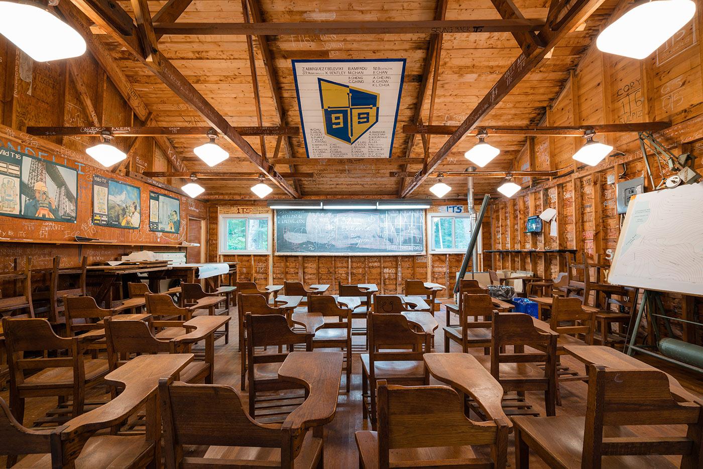 camp classroom